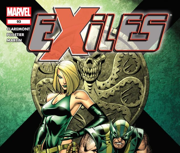 EXILES (2001) #93