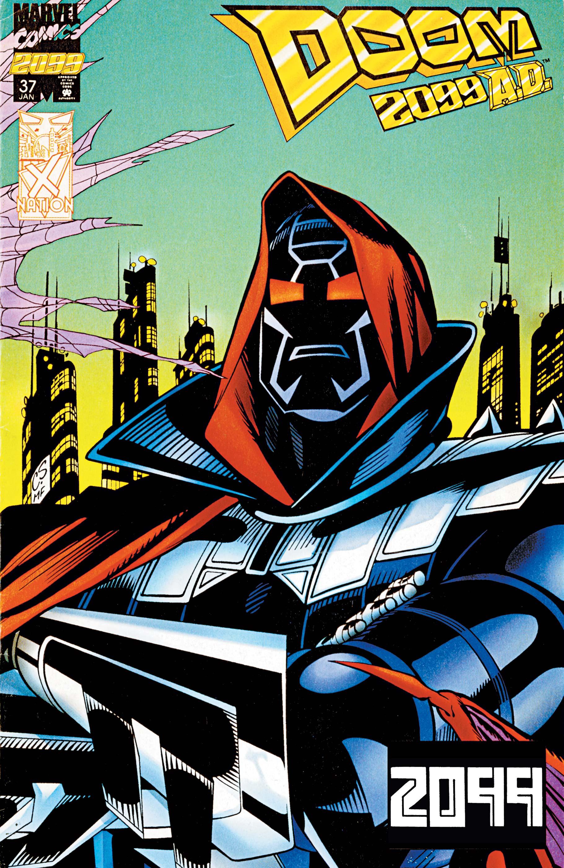 Doom 2099 (1993) #37