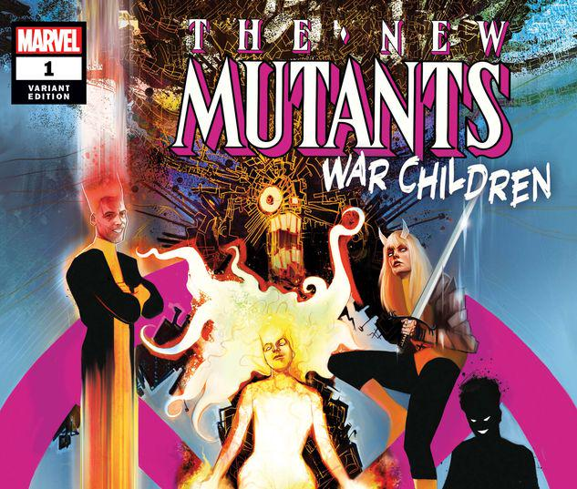NEW MUTANTS: WAR CHILDREN 1 SIMMONDS VARIANT #1