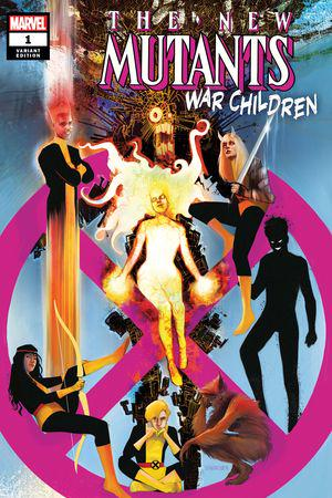 New Mutants: War Children (2029) #1 (Variant)