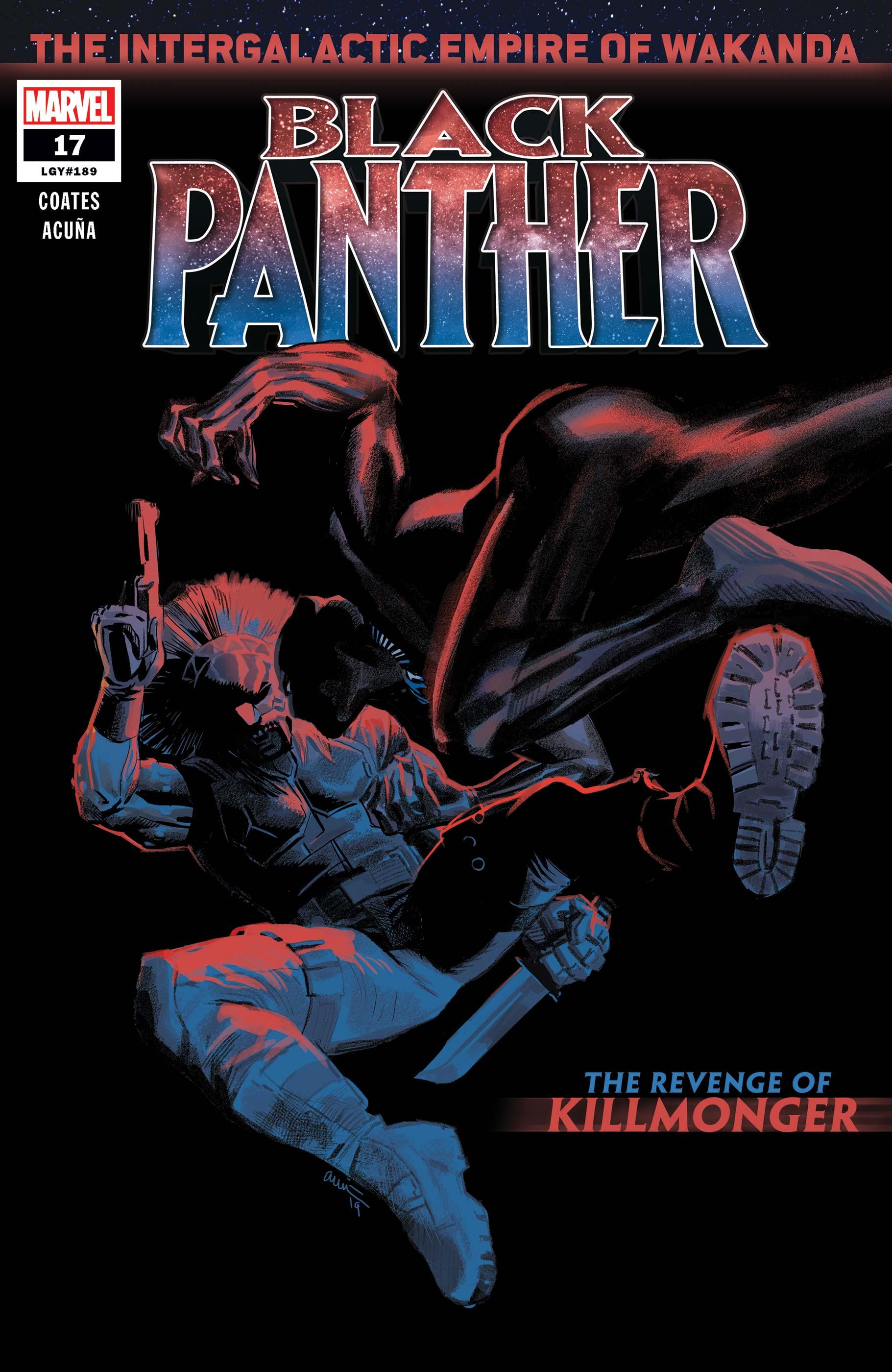 Black Panther (2018) #17