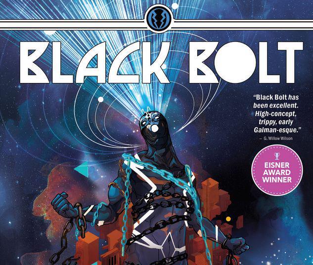 BLACK BOLT HC #1