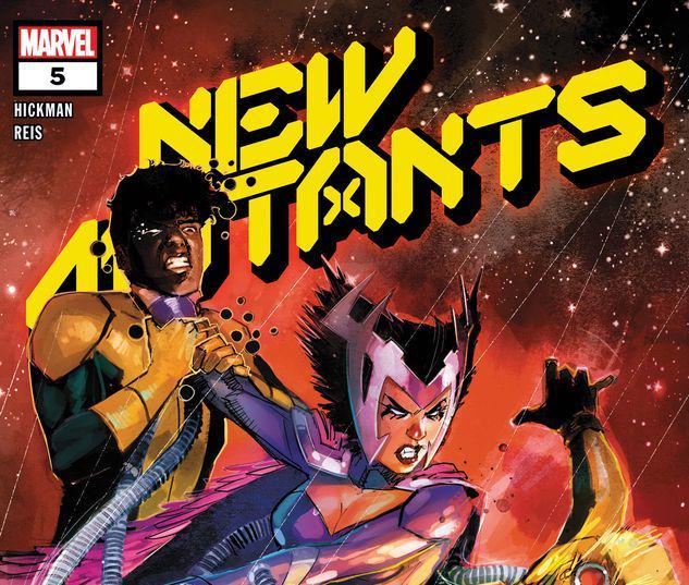 New Mutants #5