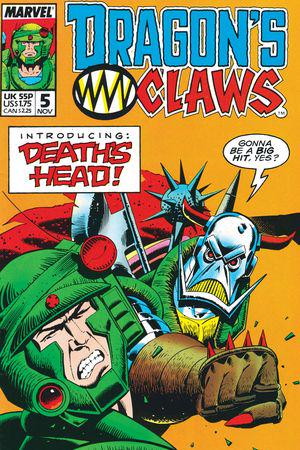 Dragon's Claw (1988) #5