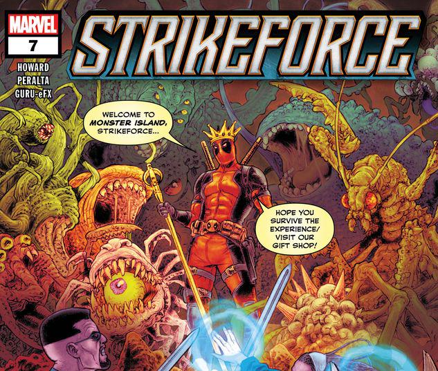 Strikeforce #7