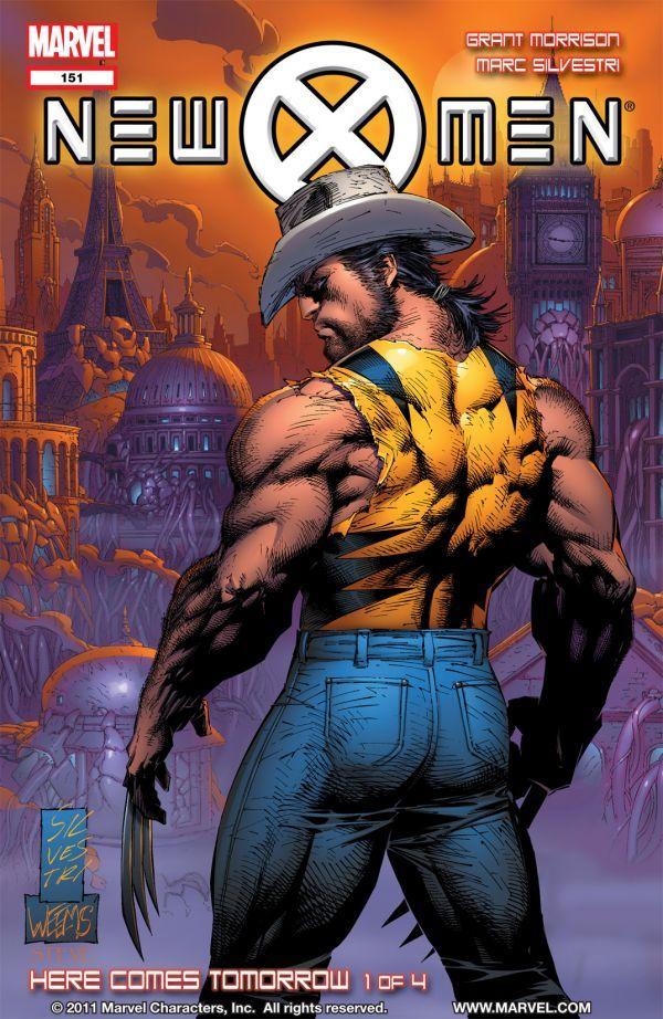 New X-Men (2001) #151