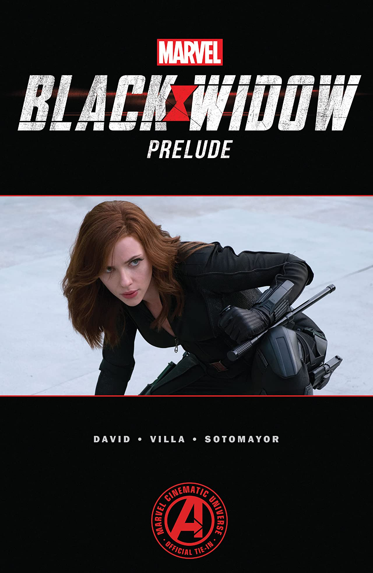 Marvel's Black Widow Prelude (Trade Paperback)