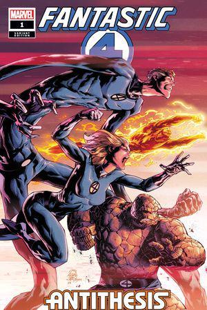 Fantastic Four: Antithesis #1  (Variant)