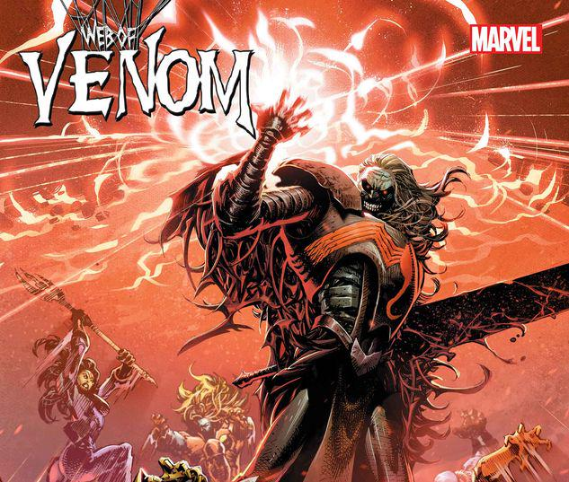 WEB OF VENOM: EMPYRE'S END 1 #1
