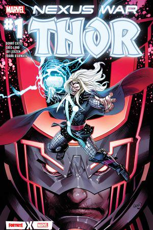 Fortnite X Marvel - Nexus War: Thor #1