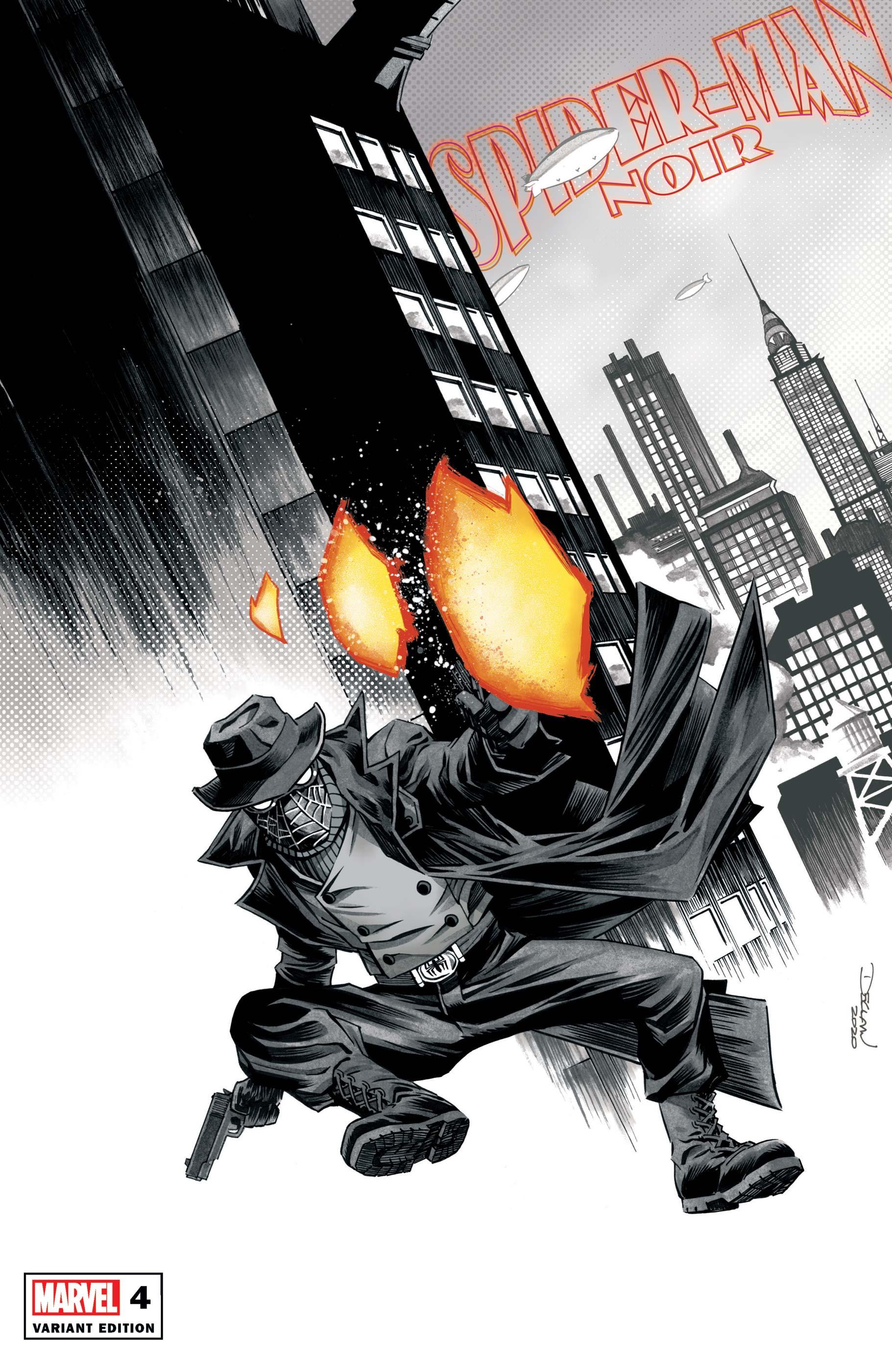 Spider-Man Noir (2020) #4 (Variant)