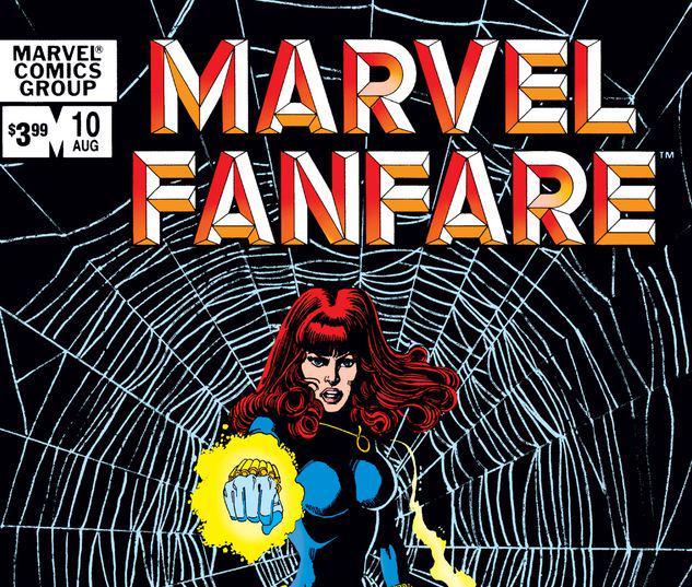 MARVEL FANFARE 10 FACSIMILE EDITION #1