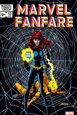 Marvel Fanfare Facsimile Edition (2020) #10