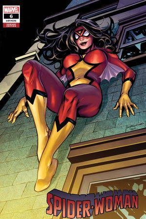 Spider-Woman #6  (Variant)