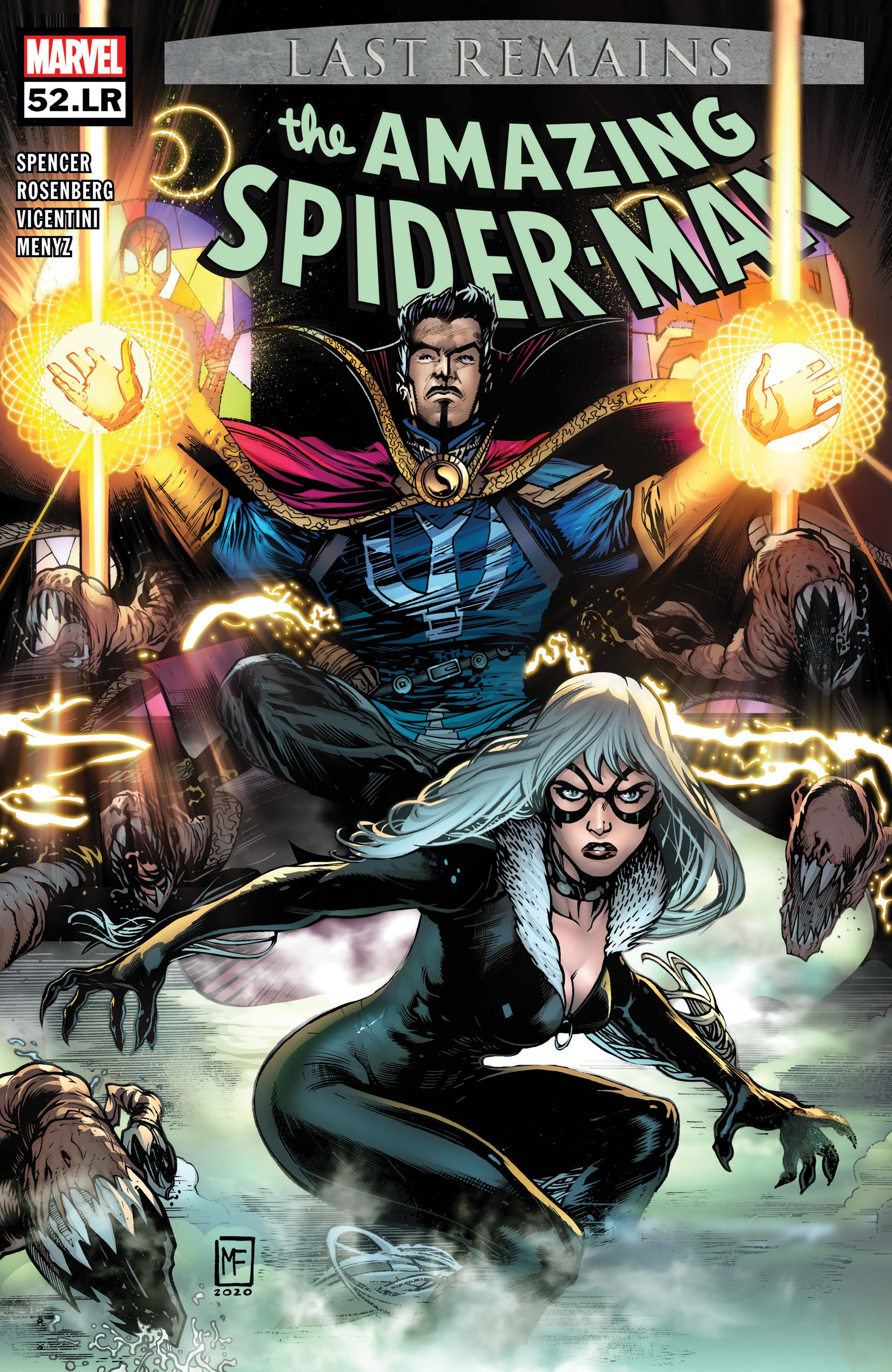 The Amazing Spider-Man (2018) #52.1
