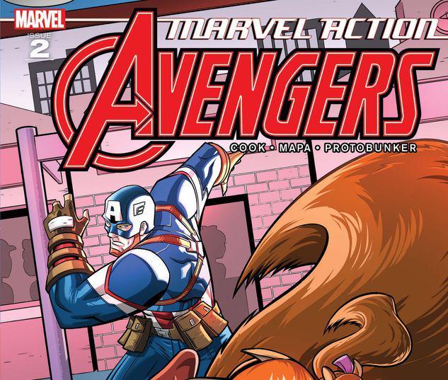 Marvel Action Avengers #2