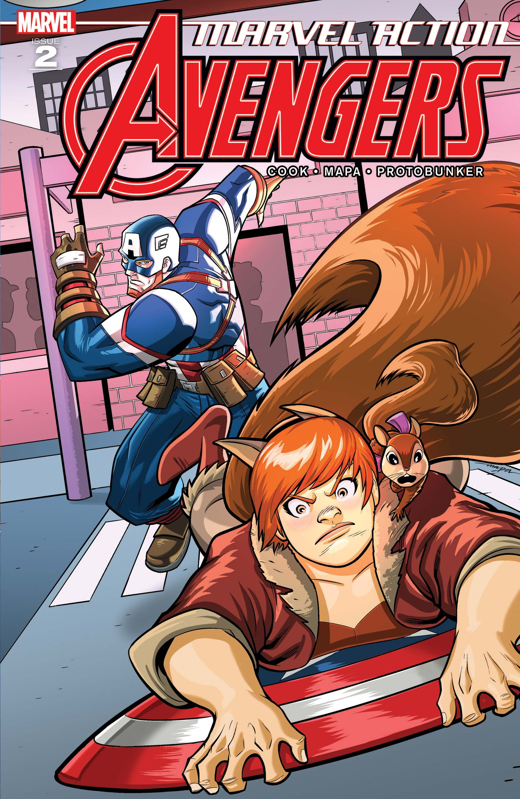 Marvel Action Avengers (2020) #2