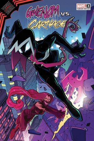 King in Black: Gwenom Vs. Carnage #3  (Variant)