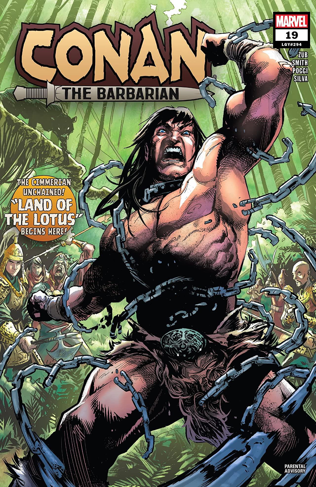Conan the Barbarian (2019) #19