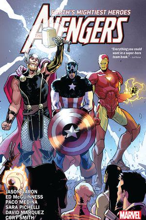 Avengers by Jason Aaron Vol. 1 (Hardcover)