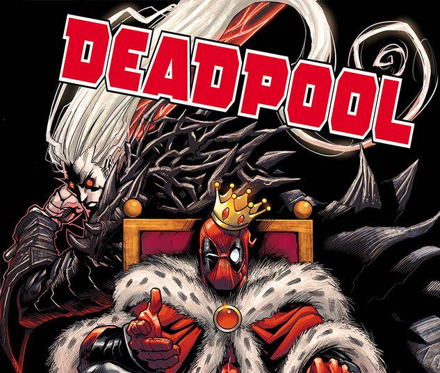 KING DEADPOOL VOL. 2 TPB #2