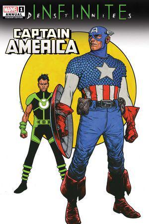 Captain America Annual (2021) #1 (Variant)
