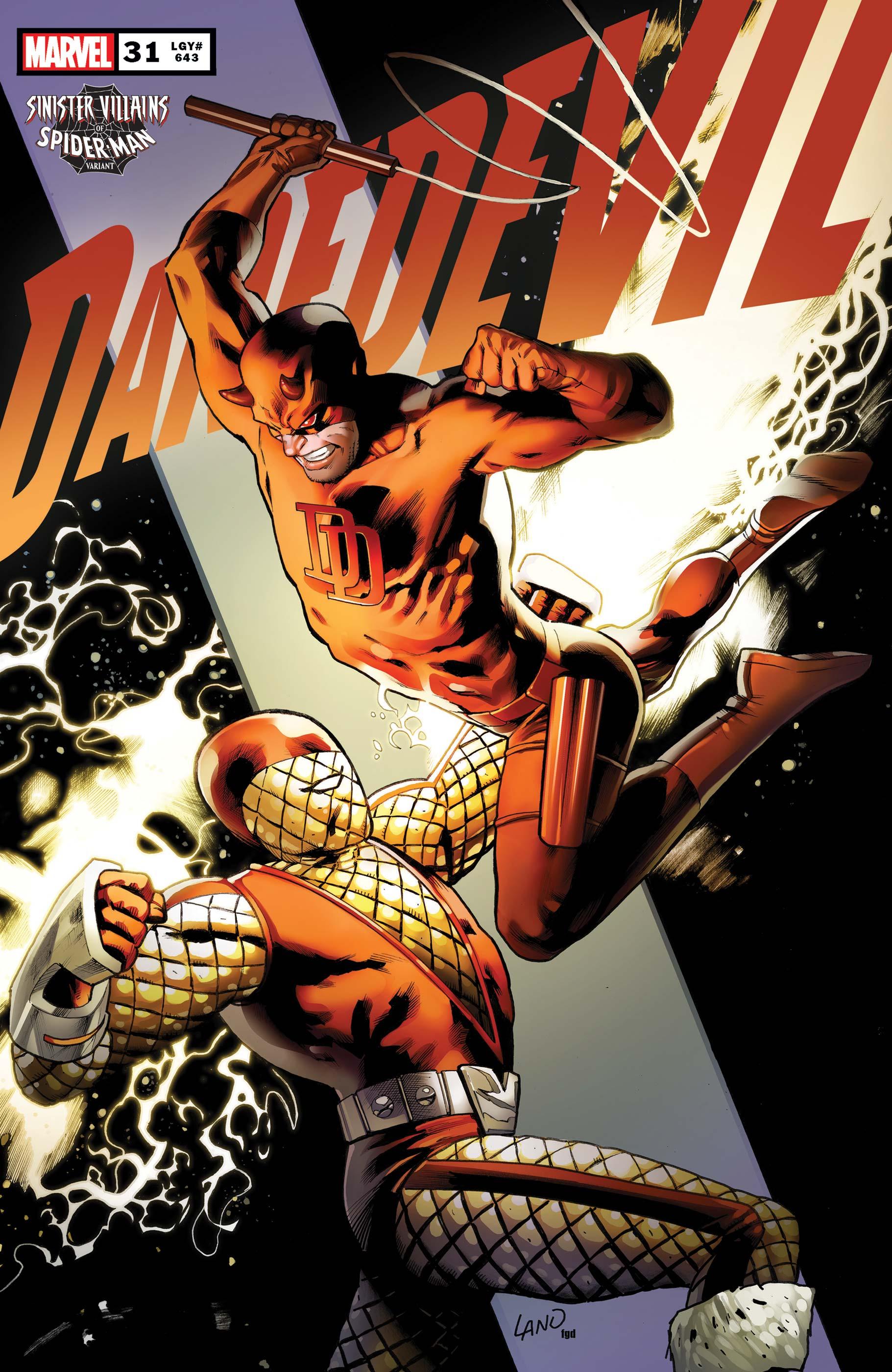 Daredevil (2019) #31 (Variant)