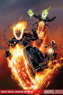 Ghost Riders: Heavens on Fire #5