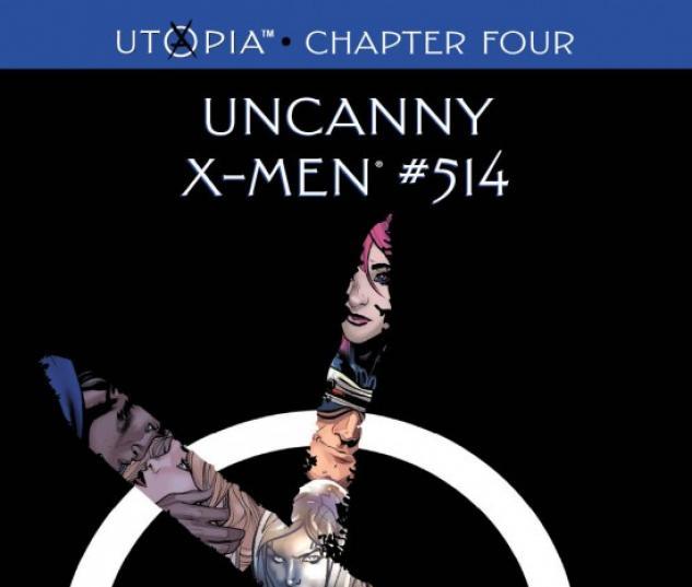 UNCANNY X-MEN #514 (2ND PRINTING VARIANT)