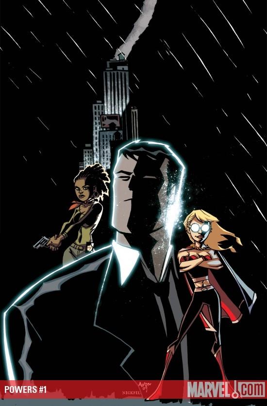 Powers (2009) #1