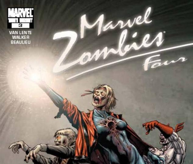 MARVEL ZOMBIES 4 #3 (80S DECADE VARIANT)