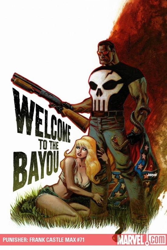 Punisher: Frank Castle (2009) #71