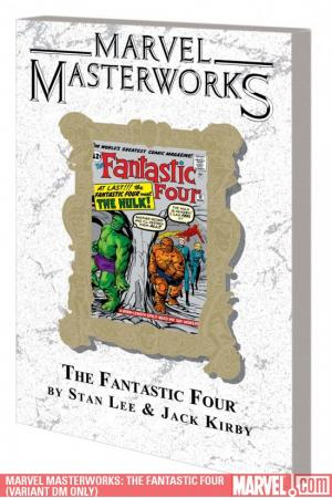MARVEL MASTERWORKS: THE FANTASTIC FOUR VOL. 2 TPB VARIANT (Trade Paperback)