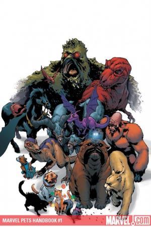 Marvel Pets Handbook #1