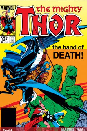 Thor (1966) #343