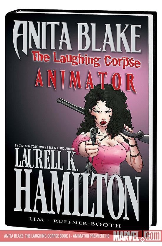Anita Blake, Vampire Hunter: The Laughing Corpse Book 1 - Animator (Hardcover)