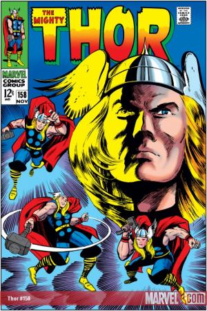 Thor (1966) #158