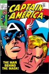 CAPTAIN AMERICA #114 COVER