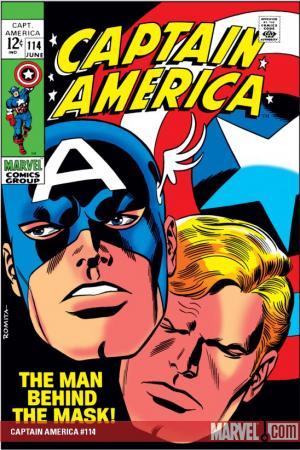Captain America #114
