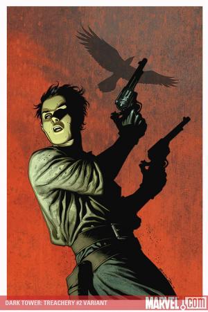 Dark Tower: Treachery (2008) #2 (CHEUNG VARIANT (1 FOR 75))
