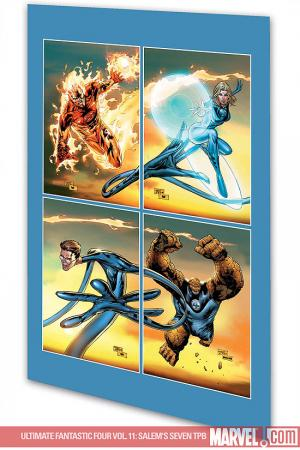 Ultimate Fantastic Four Vol. 11: Salem's Seven (Trade Paperback)