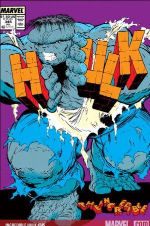 Incredible Hulk #345