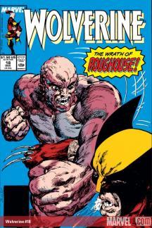 Wolverine (1988) #18