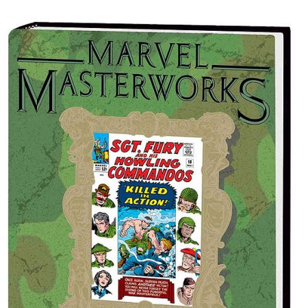 MARVEL MASTERWORKS: SGT. FURY VOL. 2 HC #0