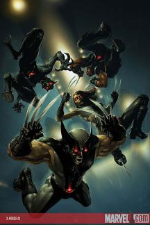 X-Force (2008) #4
