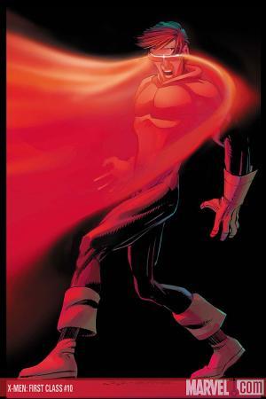 X-Men: First Class (2007) #10