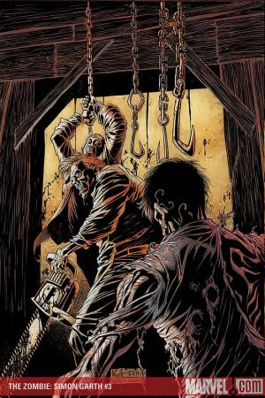 The Zombie: Simon Garth (2007) #3