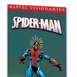 SPIDER-MAN VISIONARIES: ROGER STERN VOL. 1 TPB