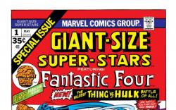 GIANT SIZE SUPER-STARS #1 COVER