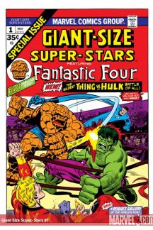 Giant Size Super-Stars #1